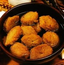 Buñuelos de aguamiel manchegos