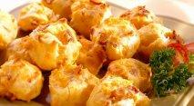 Receta de Buñuelos de queso