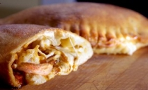 Calzone con requesón
