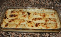 Canelones en Thermomix
