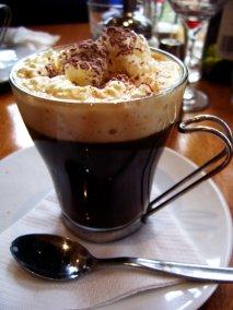 Receta de Cappuccino vienés