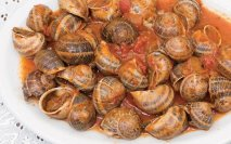 Caracoles a la italiana