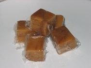 Caramelos de leche condensada