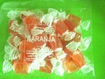 Caramelos de naranja