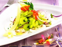 Carpaccio vegetal