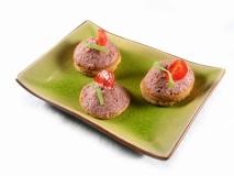 Caviar rojo de níscalos