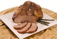 Cerdo asado danés