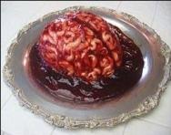 Cerebro maldito de Halloween