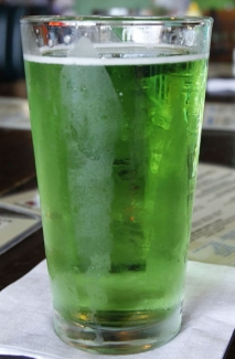 Receta de Cerveza verde