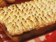 Chirimoyas al merengue