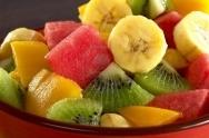 Cóctel de frutos exóticos