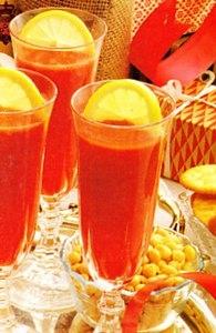 Receta de Cóctel de tomate
