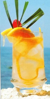 Cóctel de zumos