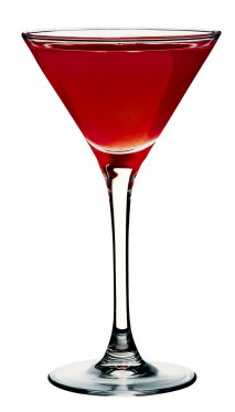 Cóctel Rose Martini