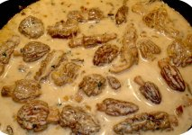 Receta de Colmenillas a la crema