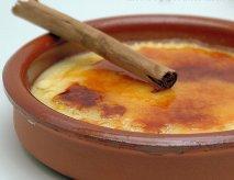 Crema catalana en Thermomix