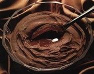 Receta de Crema de merengue y chocolate