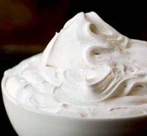 Receta de Crema Marshmellow