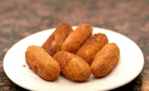 Receta de Croquetas de pollo pakistanís