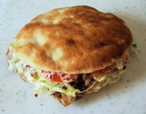 Receta de Döner Kebab