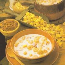 Dulce de castañas pilongas