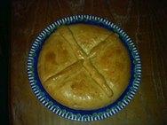 Empanada gallega de Pascua