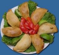 Empanadillas de almejas