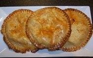 Empanadillas de puerros