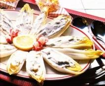 Receta de Endibias al roquefort