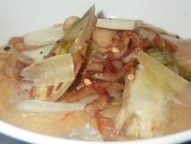 Endibias en salsa de vinagre de Módena