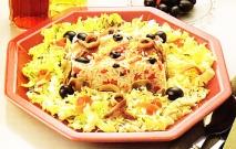Ensalada de arroz Via Veneto