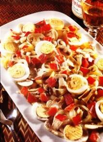 Receta de Ensalada de calabacines