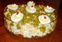 Receta de Ensalada de gallina