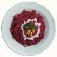 Receta de Ensalada de remolacha
