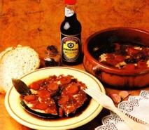 Escabeche de bonito a la salsa de soja