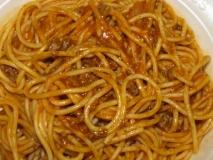 Espaguetis de Peppone