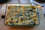Receta de Espìnacas con queso Brie Bridel