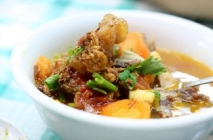 Estofado de cordero con verduras