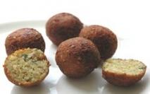 Receta de Falafel taameya (albóndigas de habas)