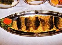 Filetes de trucha a la aranesa