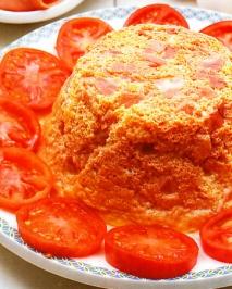 Flan de tomates