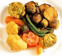 Fritada de verduras