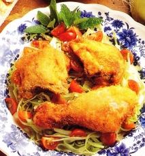 Fritura especial de pollo