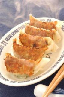 Receta de Gyozas (empanadilla japonesa)