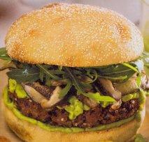 Receta de Hamburguesa vegetal de remolacha y quinoa
