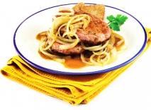 Receta de Hamburguesas con salsa Perrins