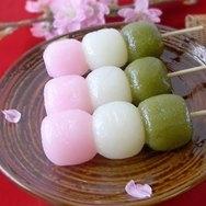 Hanami dango (bolitas dulces)