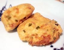 Hiryouzu ganmodoki (Tofu frito)
