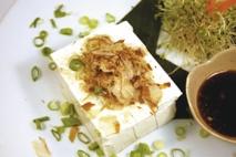 Hiyayakko (Tofu frío)
