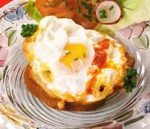 Huevos a la Dunand